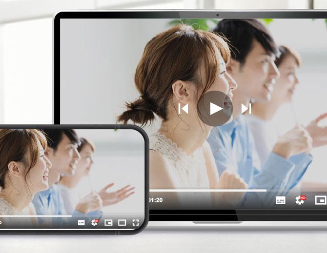 ライブ配信事業 / comiproLIVE